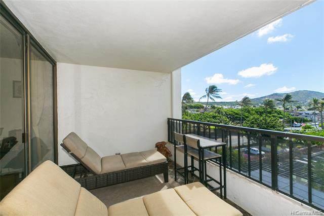 500 Lunalilo Home Road 46F, Honolulu, HI 96825 (MLS #202029475) :: The Ihara Team