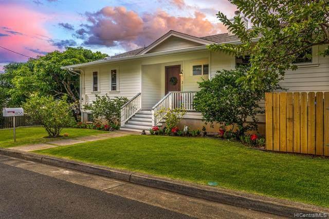 3106 Lanikaula Street, Honolulu, HI 96822 (MLS #202032166) :: Corcoran Pacific Properties