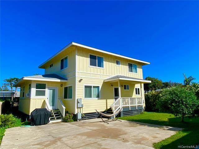 55-121 Poohaili Street B, Laie, HI 96762 (MLS #202032614) :: Corcoran Pacific Properties