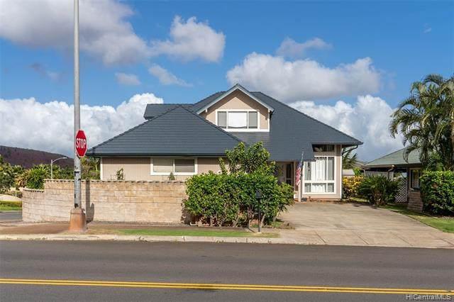 92-1339 Pueonani Street, Kapolei, HI 96707 (MLS #202101081) :: Keller Williams Honolulu