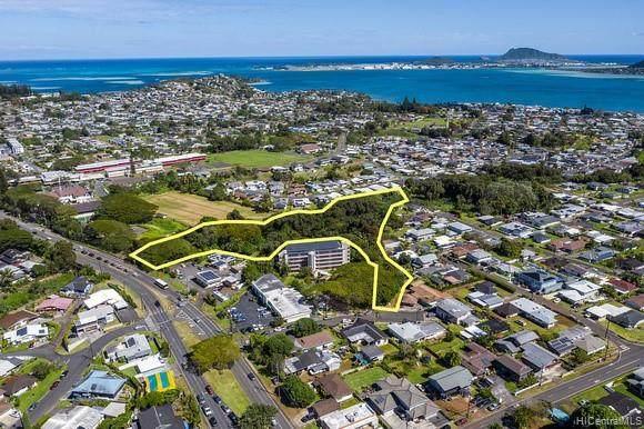 45-803A Kamehameha Highway, Kaneohe, HI 96744 (MLS #202101420) :: Weaver Hawaii | Keller Williams Honolulu