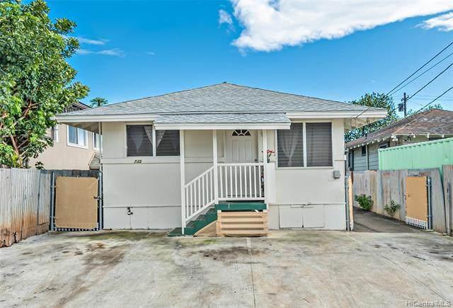 735 Kopke Street, Honolulu, HI 96819 (MLS #202102078) :: Keller Williams Honolulu