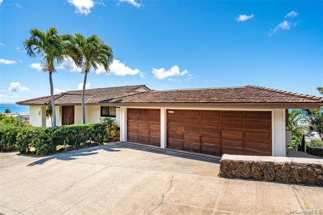 1569 Hoaaina Street, Honolulu, HI 96821 (MLS #202104677) :: Keller Williams Honolulu