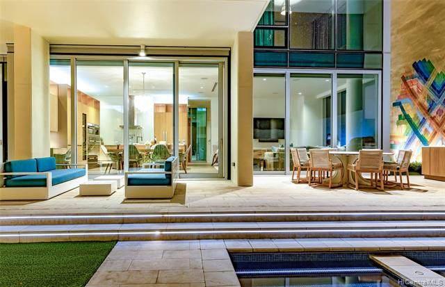1118 Ala Moana Boulevard Villa 2, Honolulu, HI 96814 (MLS #202106342) :: Corcoran Pacific Properties