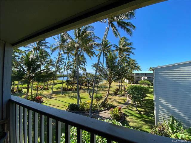 7142 Kamehameha V Highway C315, Kaunakakai, HI 96748 (MLS #202107238) :: Compass