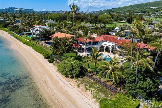 1103 Kaimoku Place, Honolulu, HI 96821 (MLS #202107497) :: Corcoran Pacific Properties