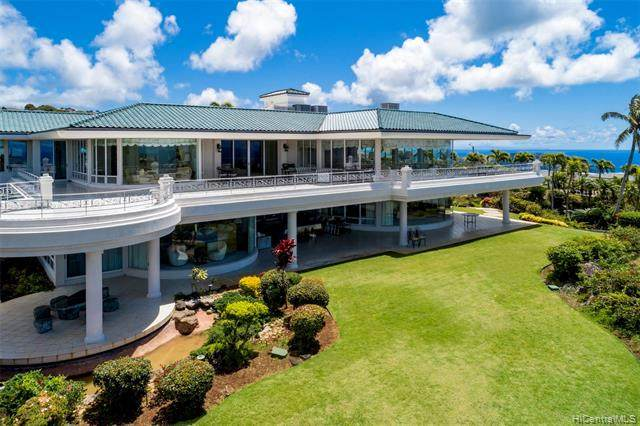 1133 Ikena Circle, Honolulu, HI 96821 (MLS #202108813) :: LUVA Real Estate