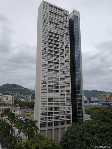 1212 Punahou Street #608, Honolulu, HI 96826 (MLS #202109370) :: Hawai'i Life