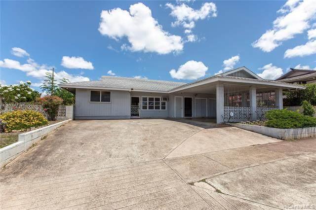 1478 Kuahaka Street, Pearl City, HI 96782 (MLS #202110073) :: Island Life Homes