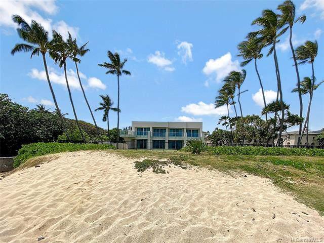 4801/4801E Kahala Avenue, Honolulu, HI 96816 (MLS #202110387) :: Team Lally