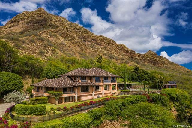 3222 Diamond Head Road #6, Honolulu, HI 96815 (MLS #202112779) :: LUVA Real Estate