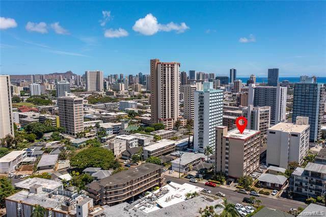 1650 Piikoi Street #604, Honolulu, HI 96822 (MLS #202118097) :: Weaver Hawaii | Keller Williams Honolulu