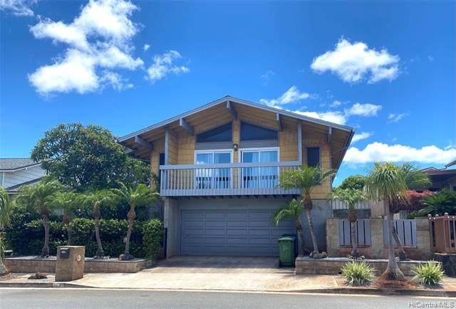 92-1307 Hunekai Street, Kapolei, HI 96707 (MLS #202119485) :: Weaver Hawaii | Keller Williams Honolulu