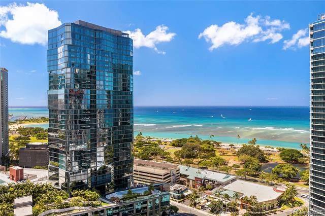 1001 Queen Street #2504, Honolulu, HI 96814 (MLS #202119868) :: Exp Realty