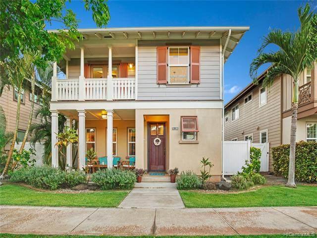 91-1169 Waipuhia Street, Ewa Beach, HI 96706 (MLS #202120569) :: Corcoran Pacific Properties