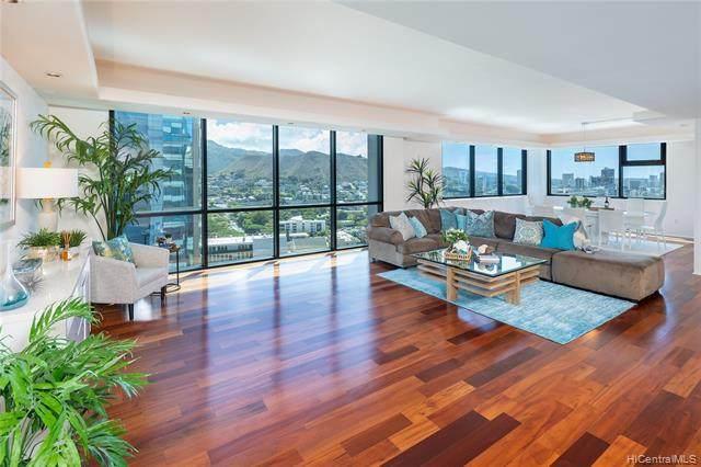 1199 Bishop Street #22, Honolulu, HI 96813 (MLS #202120574) :: Island Life Homes