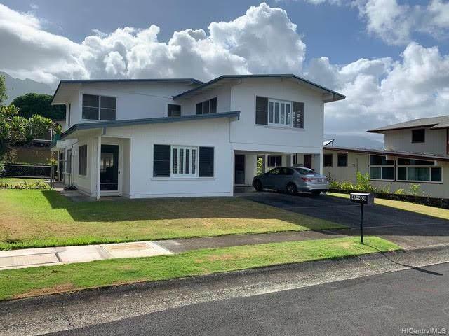 47-409 Hui Io Street, Kaneohe, HI 96744 (MLS #202120821) :: LUVA Real Estate