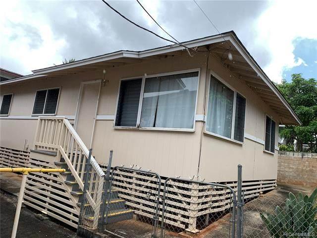 2038A Hillcrest Street, Honolulu, HI 96817 (MLS #202121001) :: Island Life Homes