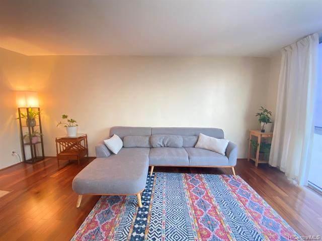 1139 9th Avenue #1201, Honolulu, HI 96816 (MLS #202121531) :: Island Life Homes