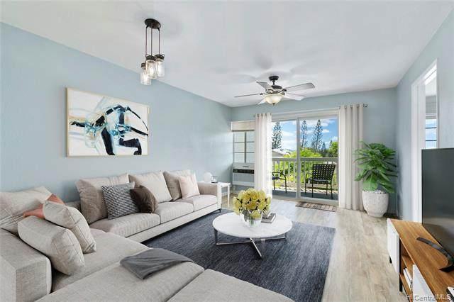 94-560 Lumiauau Street K203, Waipahu, HI 96797 (MLS #202121831) :: LUVA Real Estate
