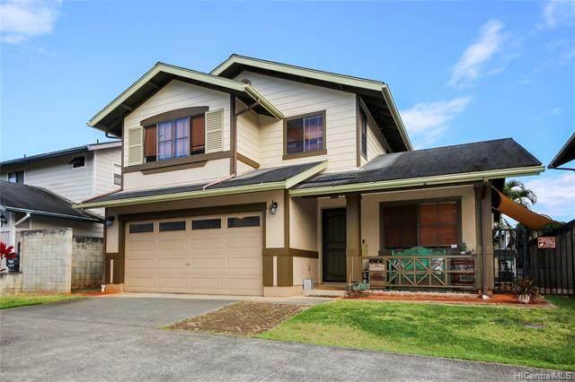 95-1228 Moea Street #37, Mililani, HI 96789 (MLS #202123579) :: Island Life Homes