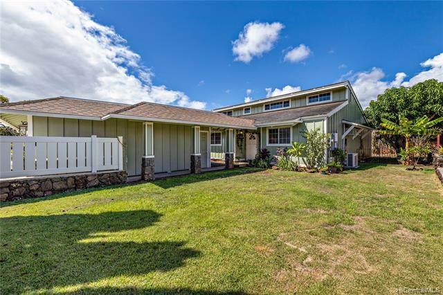 94-484 Alapoai Street, Mililani, HI 96789 (MLS #202123654) :: Keller Williams Honolulu