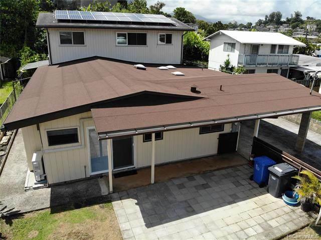 45-818 Keneke Street, Kaneohe, HI 96744 (MLS #202123793) :: LUVA Real Estate
