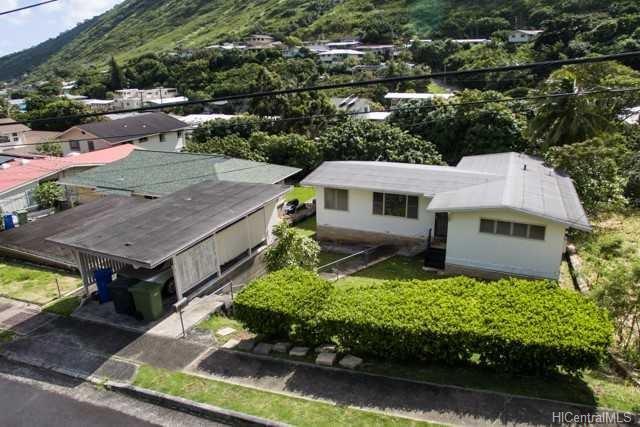 1136 Hind Iuka Drive, Honolulu, HI 96821 (MLS #201802497) :: The Ihara Team