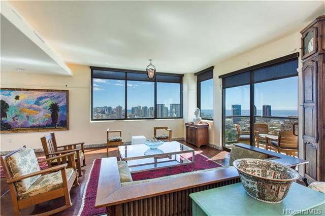 1199 Bishop Street #32, Honolulu, HI 96813 (MLS #201804017) :: Elite Pacific Properties