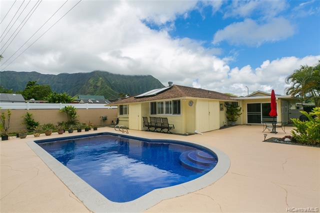 46-308 Kahuhipa Street, Kaneohe, HI 96744 (MLS #201911308) :: Hawaii Real Estate Properties.com