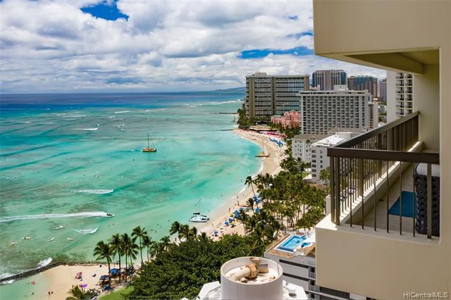 2470 Kalakaua Avenue #2502, Honolulu, HI 96815 (MLS #201913660) :: Elite Pacific Properties