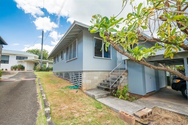 2046 Makanani Drive, Honolulu, HI 96817 (MLS #201915183) :: The Ihara Team