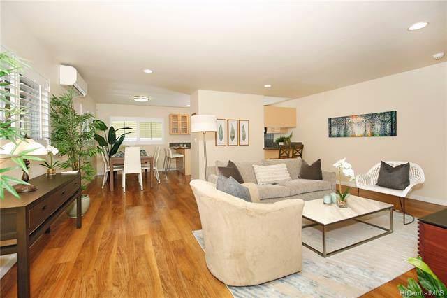 1017 Spencer Street #3, Honolulu, HI 96822 (MLS #201918239) :: Elite Pacific Properties