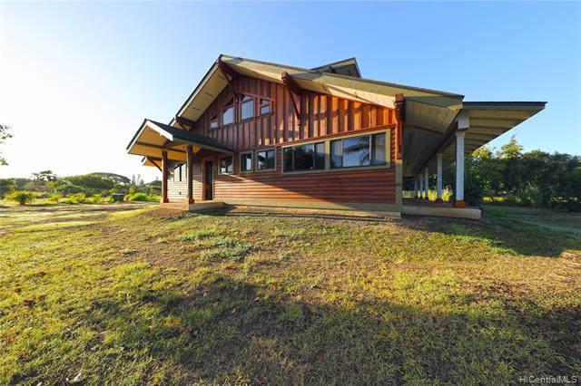 68-340 Kikou Street, Waialua, HI 96791 (MLS #201923501) :: Elite Pacific Properties