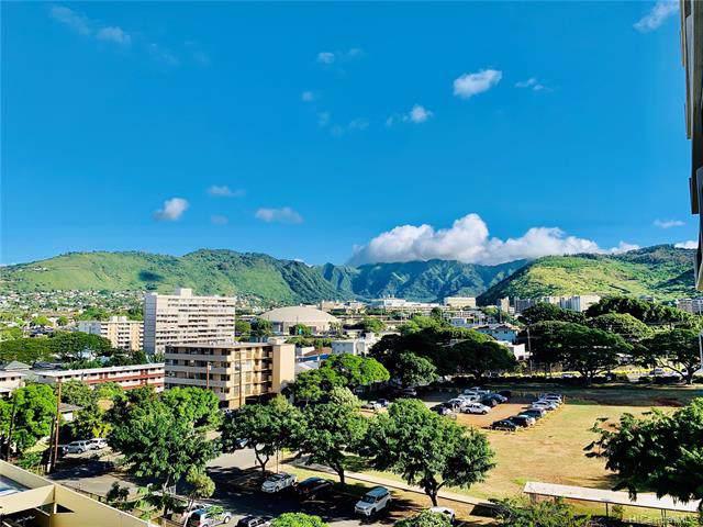 2754 Kuilei Street #802, Honolulu, HI 96826 (MLS #201923780) :: Elite Pacific Properties