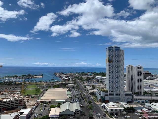 909 Kapiolani Boulevard #2903, Honolulu, HI 96814 (MLS #201928727) :: Yamashita Team