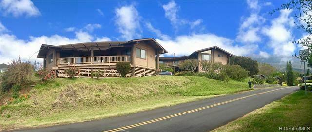 105 Holomakani Drive, Kula, HI 96790 (MLS #201932535) :: Barnes Hawaii