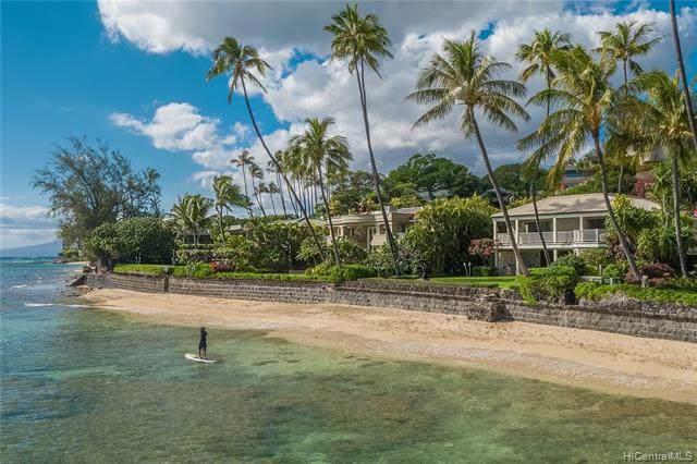 3229 Diamond Head Road, Honolulu, HI 96815 (MLS #202001716) :: Corcoran Pacific Properties