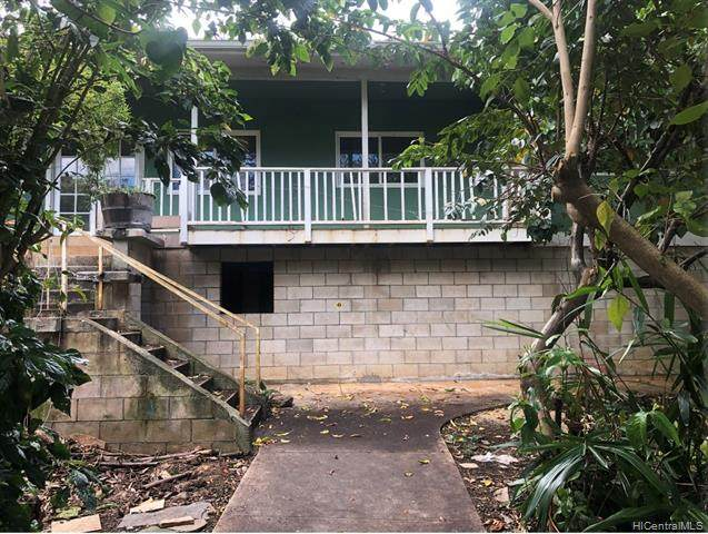 2615 Stream Drive A, Honolulu, HI 96817 (MLS #202001987) :: Elite Pacific Properties