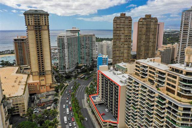 1850 Ala Moana Boulevard #720, Honolulu, HI 96815 (MLS #202003063) :: The Ihara Team
