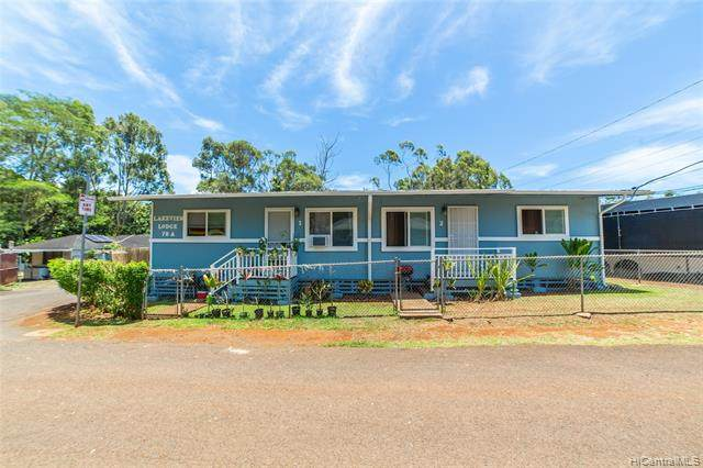 78 Lakeview Circle A, Wahiawa, HI 96786 (MLS #202003636) :: LUVA Real Estate