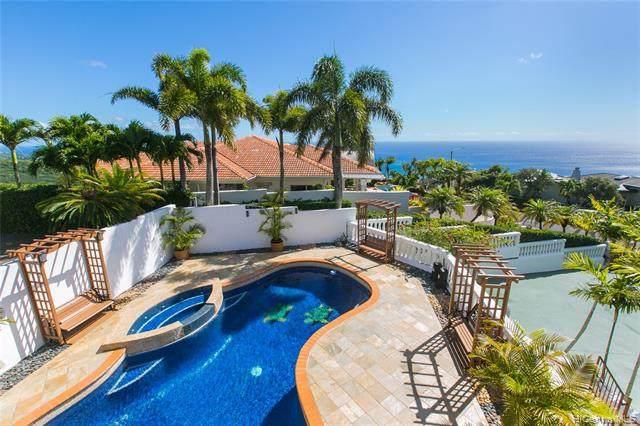794 Moaniala Street, Honolulu, HI 96821 (MLS #202008760) :: Elite Pacific Properties