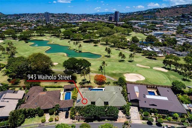 943 Waiholo Street, Honolulu, HI 96821 (MLS #202015686) :: Corcoran Pacific Properties