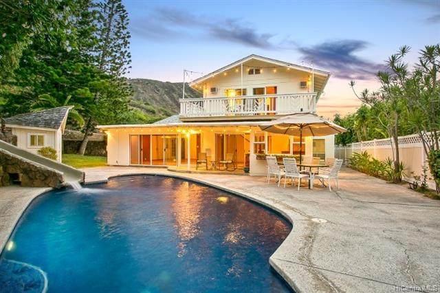 898 Ninini Way, Honolulu, HI 96825 (MLS #202018680) :: Island Life Homes