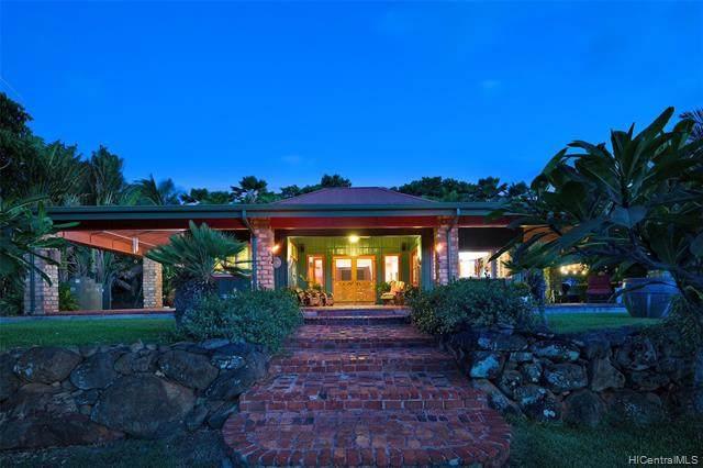 65-1140 Poamoho Street, Waialua, HI 96791 (MLS #202025258) :: Corcoran Pacific Properties