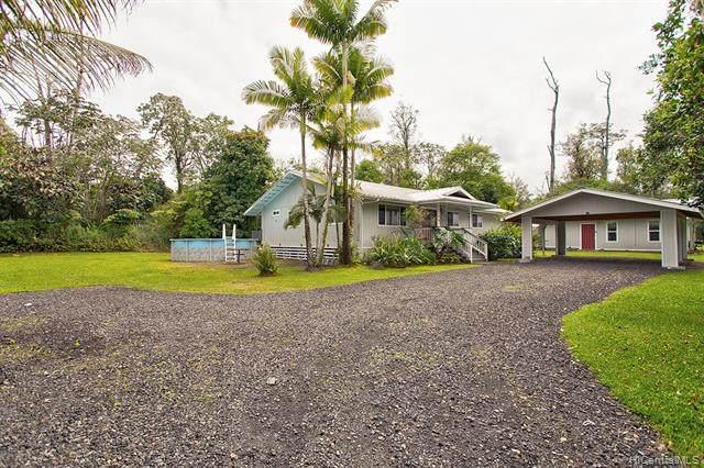 13-1171 Leilani Avenue, Pahoa, HI 96778 (MLS #202029686) :: Weaver Hawaii | Keller Williams Honolulu