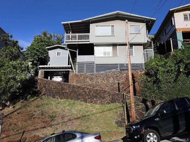 2006 Oswald Street, Honolulu, HI 96816 (MLS #202104290) :: Corcoran Pacific Properties