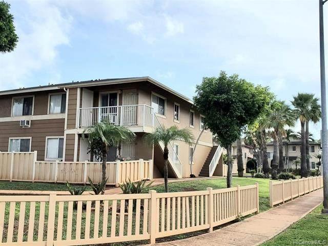 91-1057 Laulauna Street 1H, Ewa Beach, HI 96706 (MLS #202107467) :: Keller Williams Honolulu