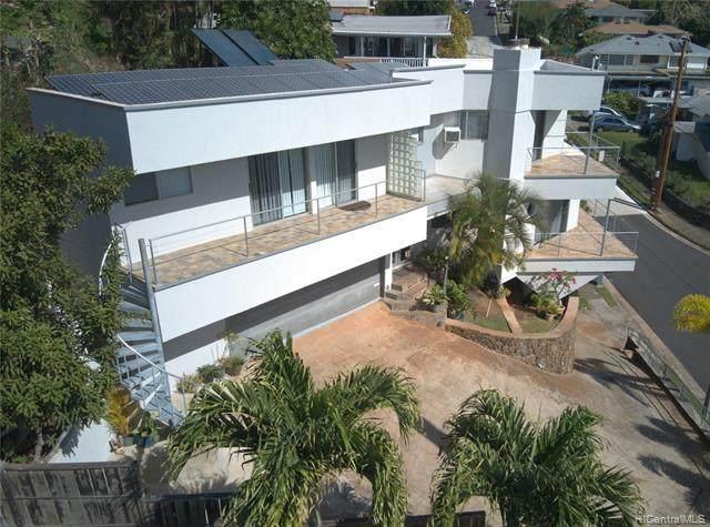 2002 Oswald Street, Honolulu, HI 96816 (MLS #202108453) :: Corcoran Pacific Properties