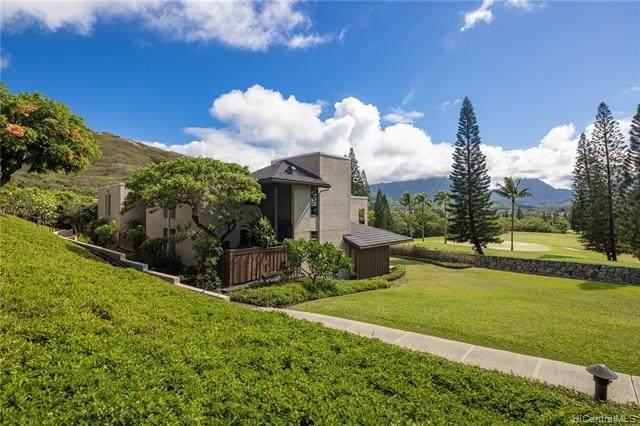 415A Kaelepulu Drive #1701, Kailua, HI 96734 (MLS #202115216) :: Corcoran Pacific Properties